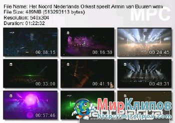 Armin Van Buuren Feat. Hans Leenders & Noord Nederlands Orkest - Classical Interpretations