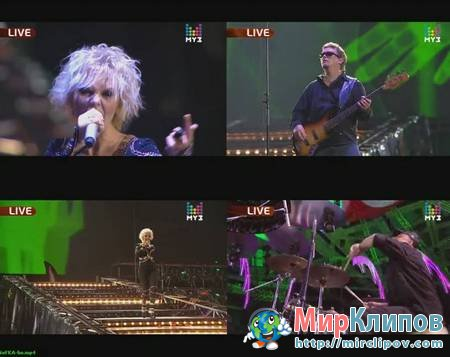 Валерия  - I Know (Live, Премия Муз-Тв, 2010)