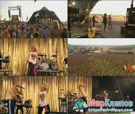 Shakira - Gordita (Live, Glastonbury, 2010)