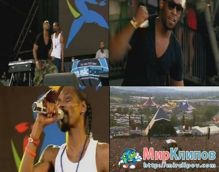 Snoop Dogg Feat. Tinie Tempah - Pass Out (Live, Glastonbury, 2010)