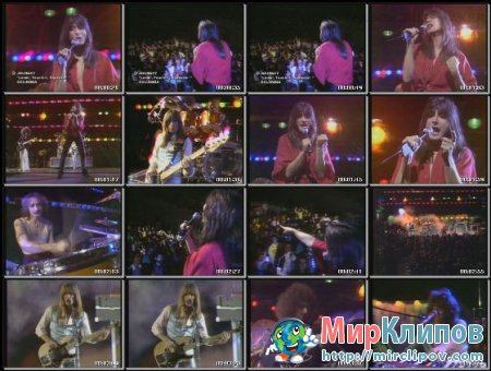 Journey – Lovin, Touchin, Squeezin (Live)