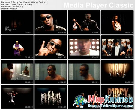 P. Diddy Feat. Pharrell Williams - Diddy