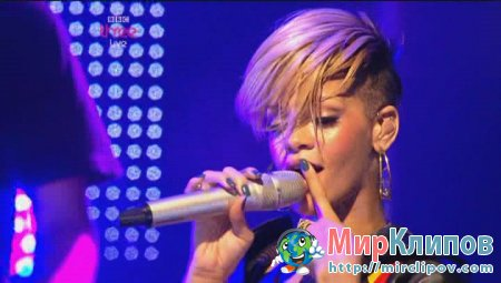 Rihanna - Don't Stop The Music (Live, Radio 1S Big Weekend, 2010)