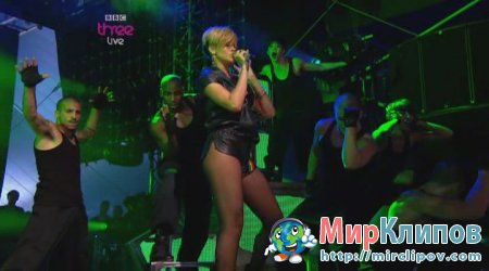Rihanna - SOS (Live, Radio 1S Big Weekend, 2010)