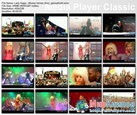 Lady Gaga - Money Honey (Live, Glastonbury Festival)