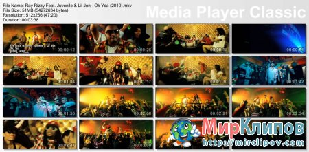 Ray Rizzy Feat. Juvenile & Lil Jon - Ok Yea