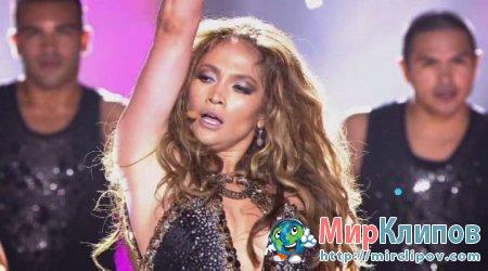 Jennifer Lopez - Medley (Live, WMA, 2010)