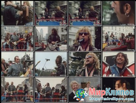 Status Quo – The Wanderer
