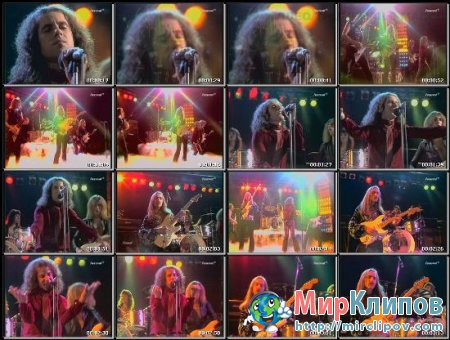 Scorpions – We'll Burn In The Sky (Live)