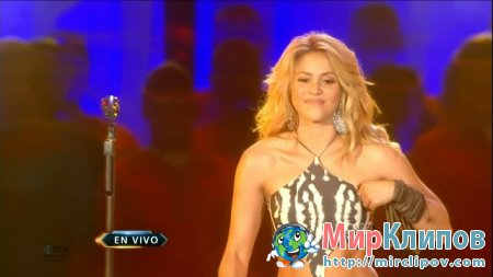 Shakira - Waka Waka (Live, Kick Of World Cup, 2010)
