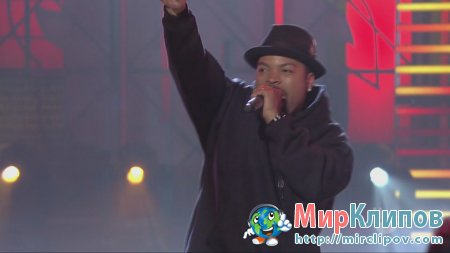 Ice Cube - I Rep That West (Live, Lopez Tonight, 09.06.10)