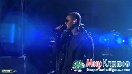 Usher - There Goes My Baby (Live, Lopez Tonight, 07.06.10)