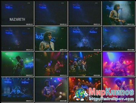 Nazareth - Telegram (Live)