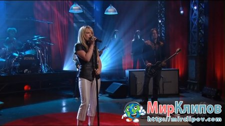 Hilary Duff - Fly (Live, Tonight Show With Jay Leno)