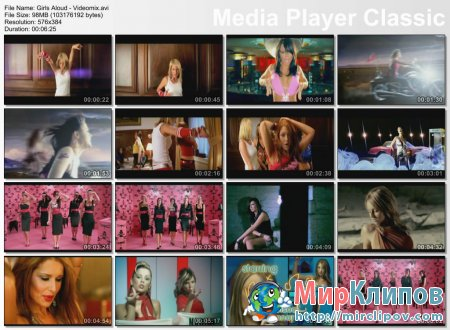 Girls Aloud - Videomix