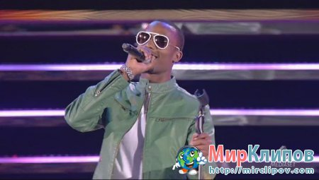 B.O.B. Feat. Bruno Mars - Nothin On You (Live, WMA 2010)