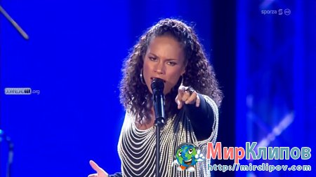 Alicia Keys - Medley (Live, Fifa World Cup Opening Ceremony, 2010)
