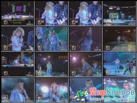 Samantha Fox - Touch Me (Live, Festivalbar, 1986)