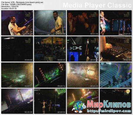 ATB - Renegade (Live, Beach Party)