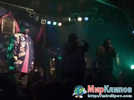 8ball & MJG - Don't Make (Live)
