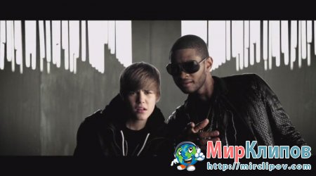 Justin Bieber Feat. Usher - Somebody To Love (Remix)