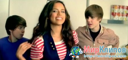 Sean Kingston Feat. Justin Bieber - Eenie Meenie (Ruff Loaderz Club Mix & Johnny Rockit Video Mix)