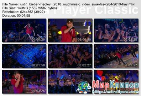 Justin Bieber - Baby (Live, MMVA, 2010)