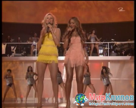 Jewel Feat. Beyonce - Proud Mary (Live, Vh1 Divas Duets, 2003)