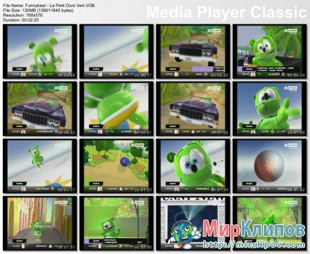 Funnybear - Le Petit Ours Vert