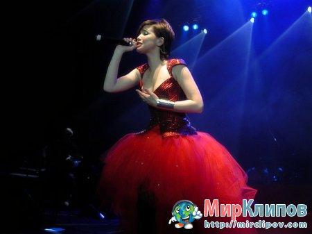 Natalia Oreiro - Y Te Vas Con Migo (Live)