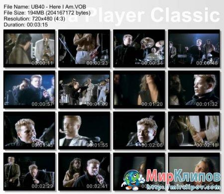 UB40 - Here I Am