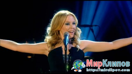 Kylie Minogue - Love At First Sight (Live, Friday Night With Jonathan Ross)