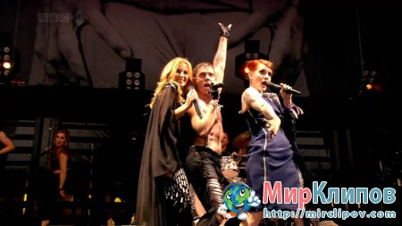 Kylie Minogue & Scissor Sisters - Any Which Way (Live, Glastonbury)
