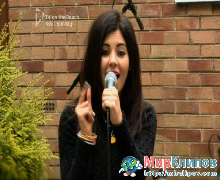 Marina & The Diamonds - Oh No (Live, Hollyoaks Music Show, 26.06.2010)