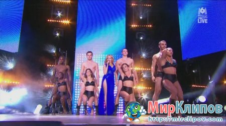 Kylie Minogue - Can't Get You Out Of My Head (Live, M6 Mobile Music, 26.06.2010)