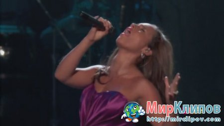 Alicia Keys - Medley (Live, BET Awards, 2010)
