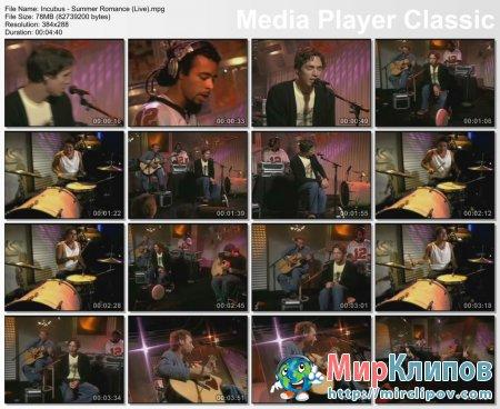 Incubus - Summer Romance (Live)