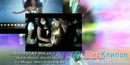 Pussycat Dolls - Hush Hush (Dave Aude Remix & VJ Magic Man Video Edit)