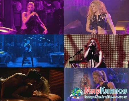 Shakira - Did It Again (Benassi Remix & VJ Lecoq 2010)