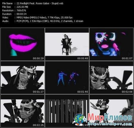 Redlight Feat. Roses Gabor - Stupid