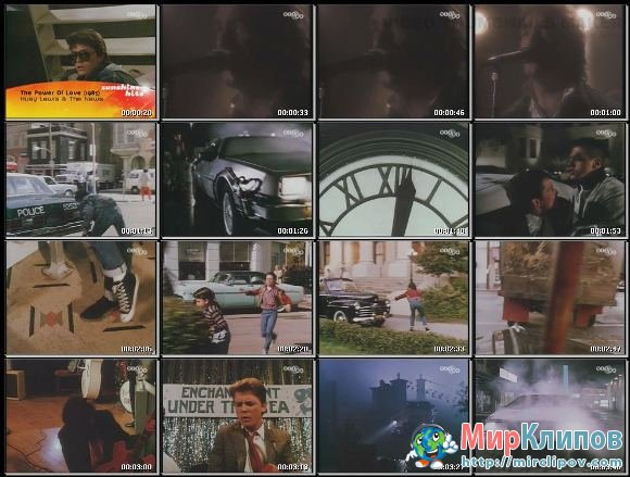 Huey Lewis Feat. The News – The Power Of Love