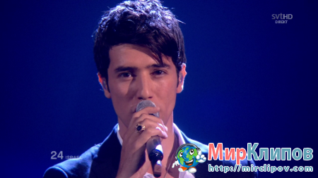 Harel Skaat (From Israel) - Milim (Live, Eurovision, 29.05.2010)