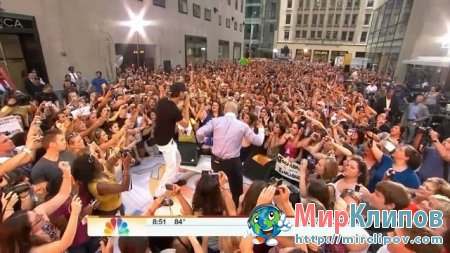 Enrique Iglesias Feat. Pitbull - I Like It (Live, Today Show)