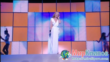 Kylie Minogue - Can't Get You Out Of My Head (Live, Le Grand Journal)