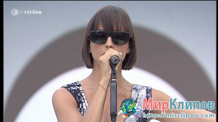Medina - You And I (Live, ZDF Fernsehgarten)