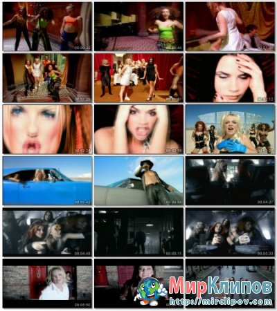Spice Girls - Megamix (VJ Dr D Video Edit)