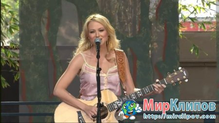 Jewel - Again And Again (Live, Tonight Show With Jay Leno, 2006)