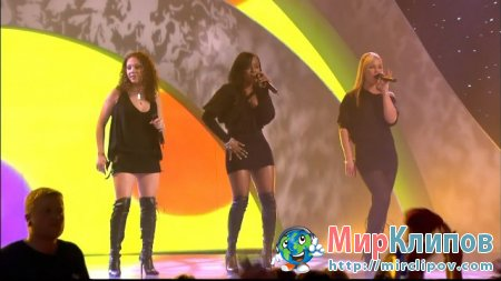Sugababes - Hole In The Head (Live, Eurosong For Kids, 2003)