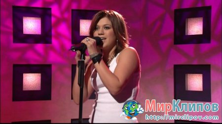 Kelly Clarkson - Miss Indepent (Live, Good Morning Australia, 2003)
