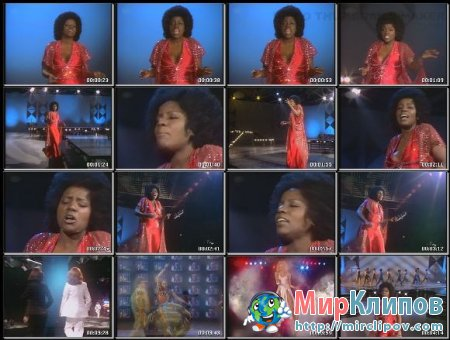 Gloria Gaynor – Never Can Say Goodbye (Live)